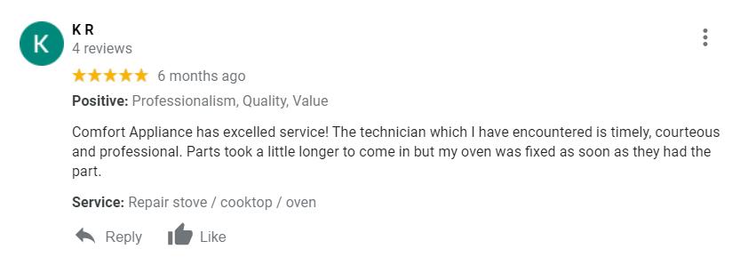 best appliance repair service Covington